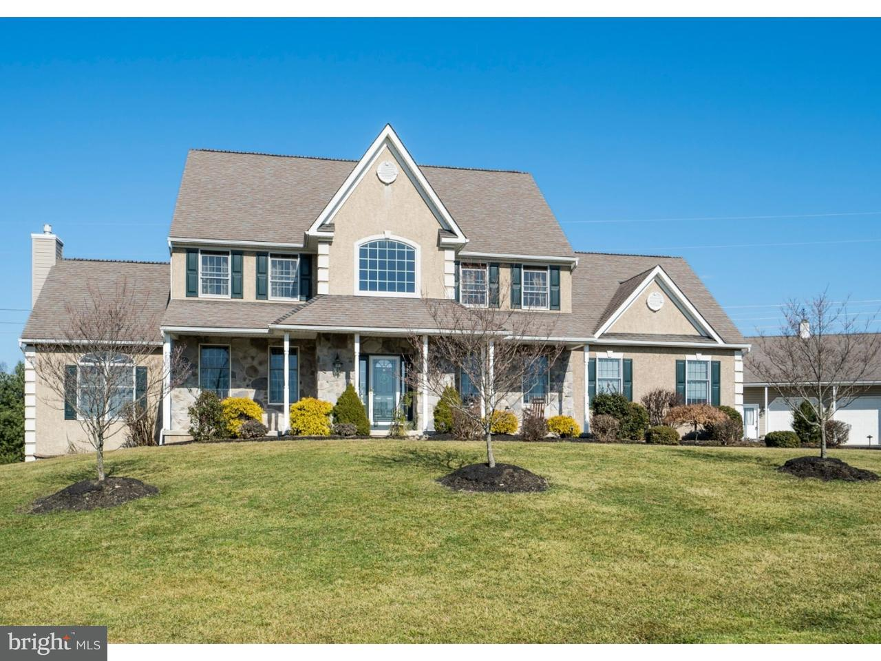 独户住宅 为 销售 在 26 POMPA Lane Telford, 宾夕法尼亚州 18969 美国