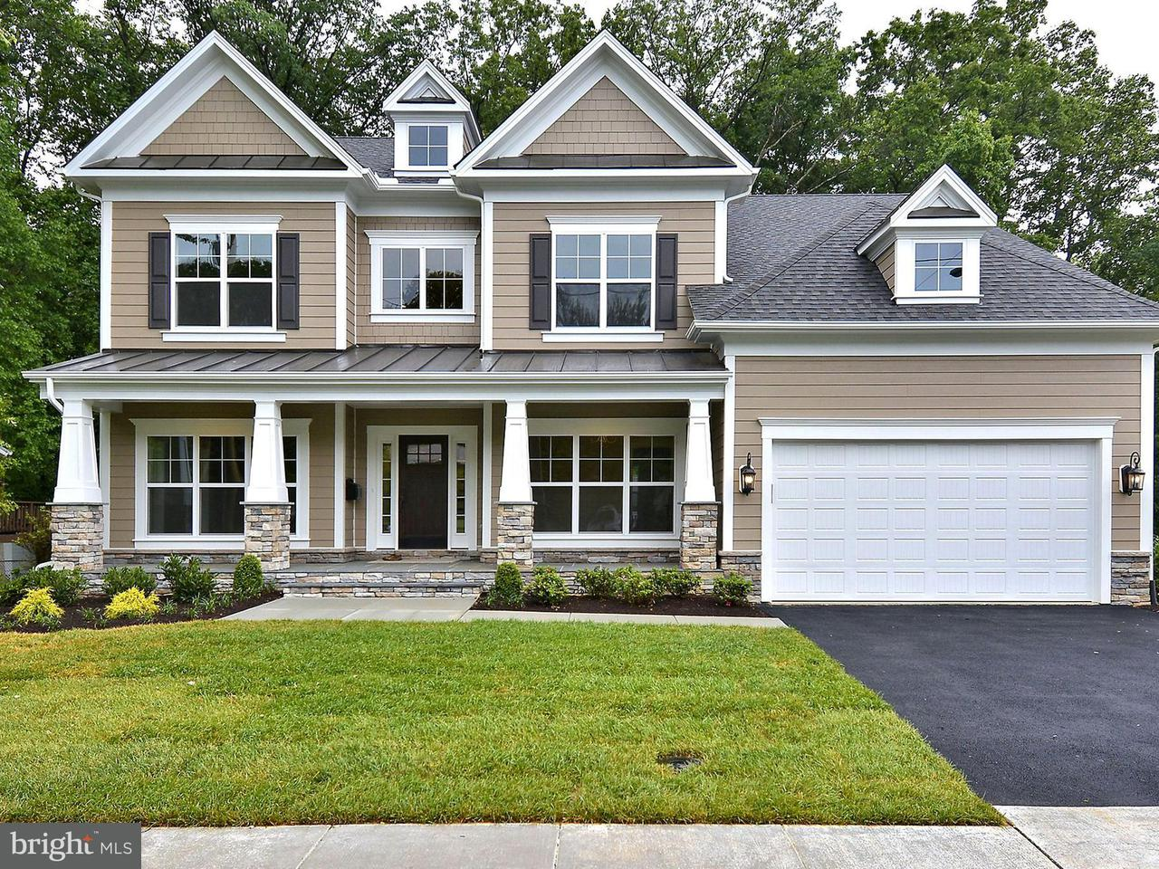 Single Family Home for Sale at 2725 Pioneer Lane 2725 Pioneer Lane Falls Church, Virginia 22043 United States