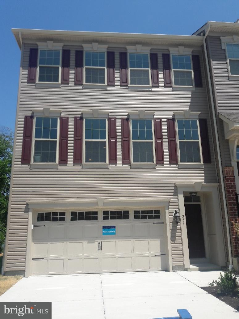 Single Family for Sale at 239 Mill Crossing Ct Harmans, Maryland 21077 United States