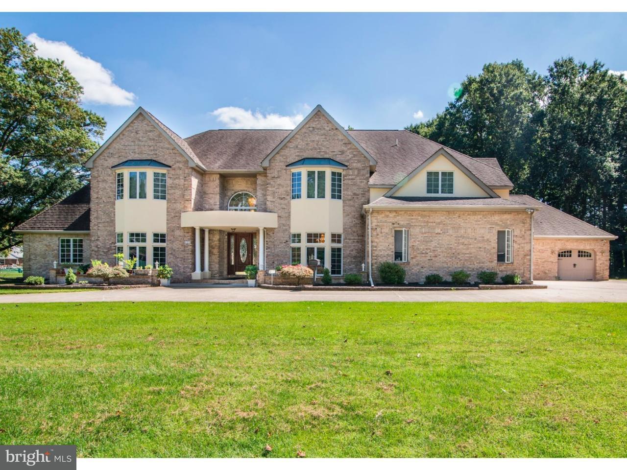 Частный односемейный дом для того Продажа на 220 N RIVER Drive Pennsville, Нью-Джерси 08070 Соединенные Штаты