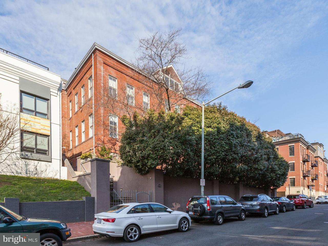 Single Family Home for Sale at 2428 17th St Nw #3w 2428 17th St Nw #3w Washington, District Of Columbia 20009 United States