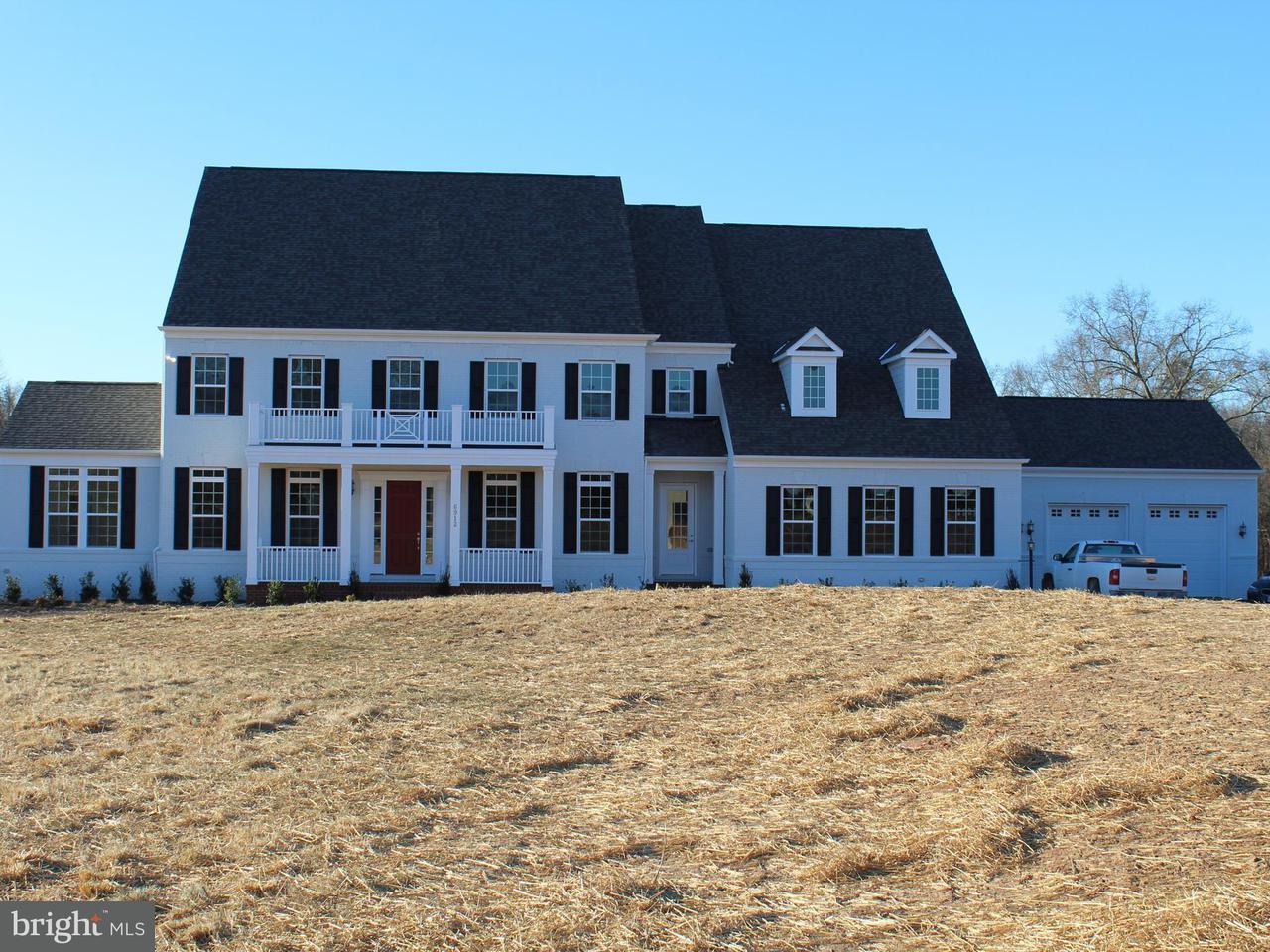 Casa Unifamiliar por un Venta en 6912 Chelnham Court 6912 Chelnham Court Centreville, Virginia 20120 Estados Unidos