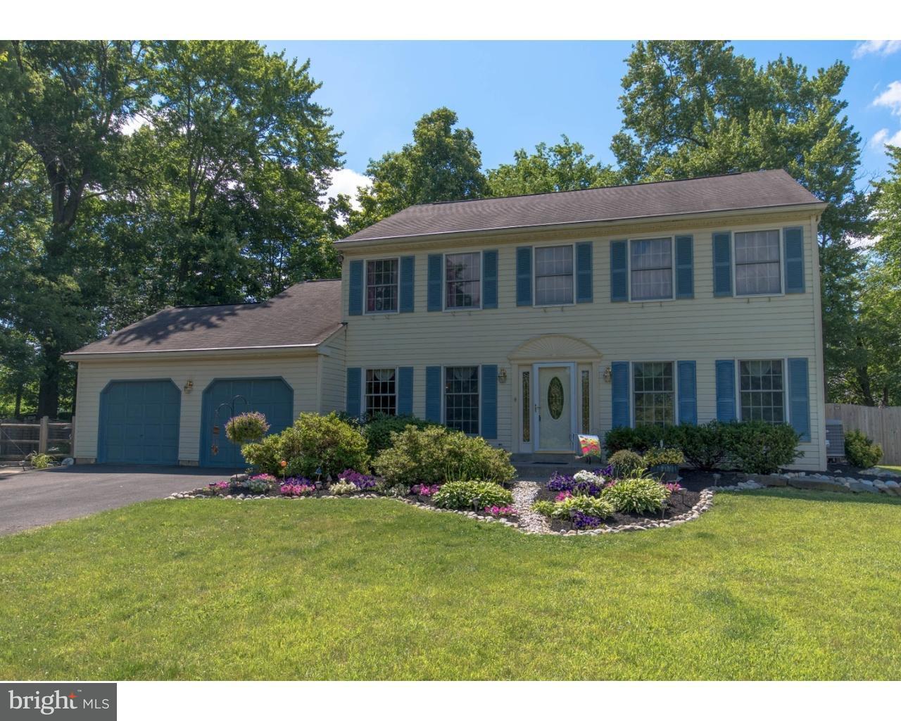 Частный односемейный дом для того Продажа на 1543 BITTERSWEET Circle Jamison, Пенсильвания 18929 Соединенные Штаты
