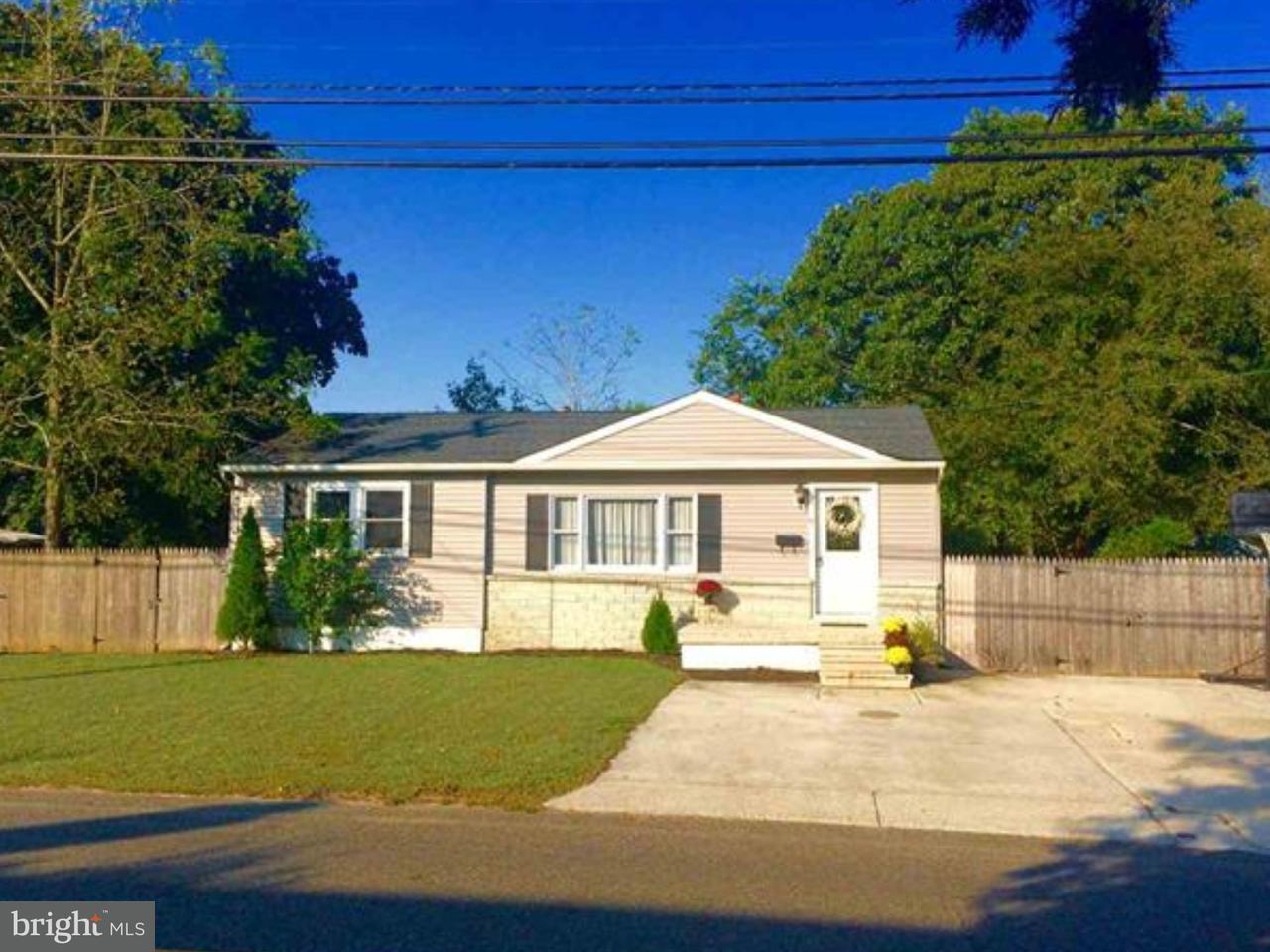 Casa Unifamiliar por un Venta en 9 GOSHEN Road Cape May Court House, Nueva Jersey 08210 Estados Unidos