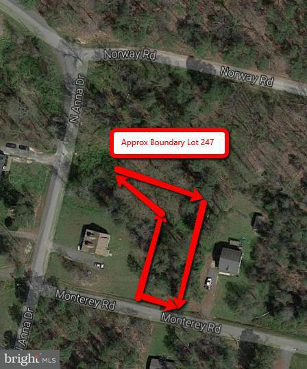 Land for Sale at Monterey Ruther Glen, Virginia 22546 United States