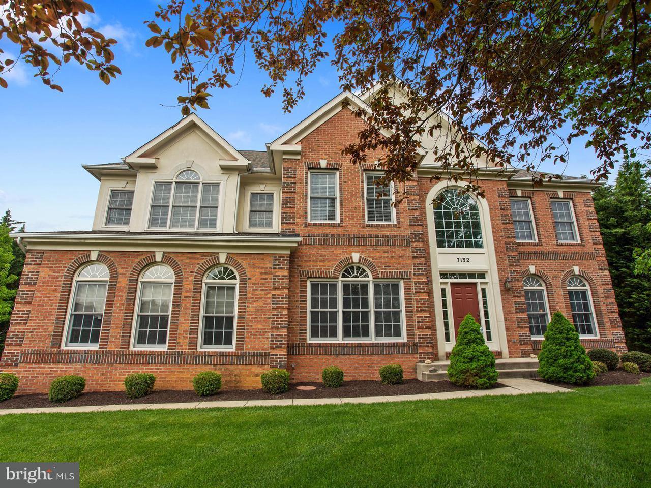 一戸建て のために 売買 アット 7132 Collingwood Court 7132 Collingwood Court Elkridge, メリーランド 21075 アメリカ合衆国