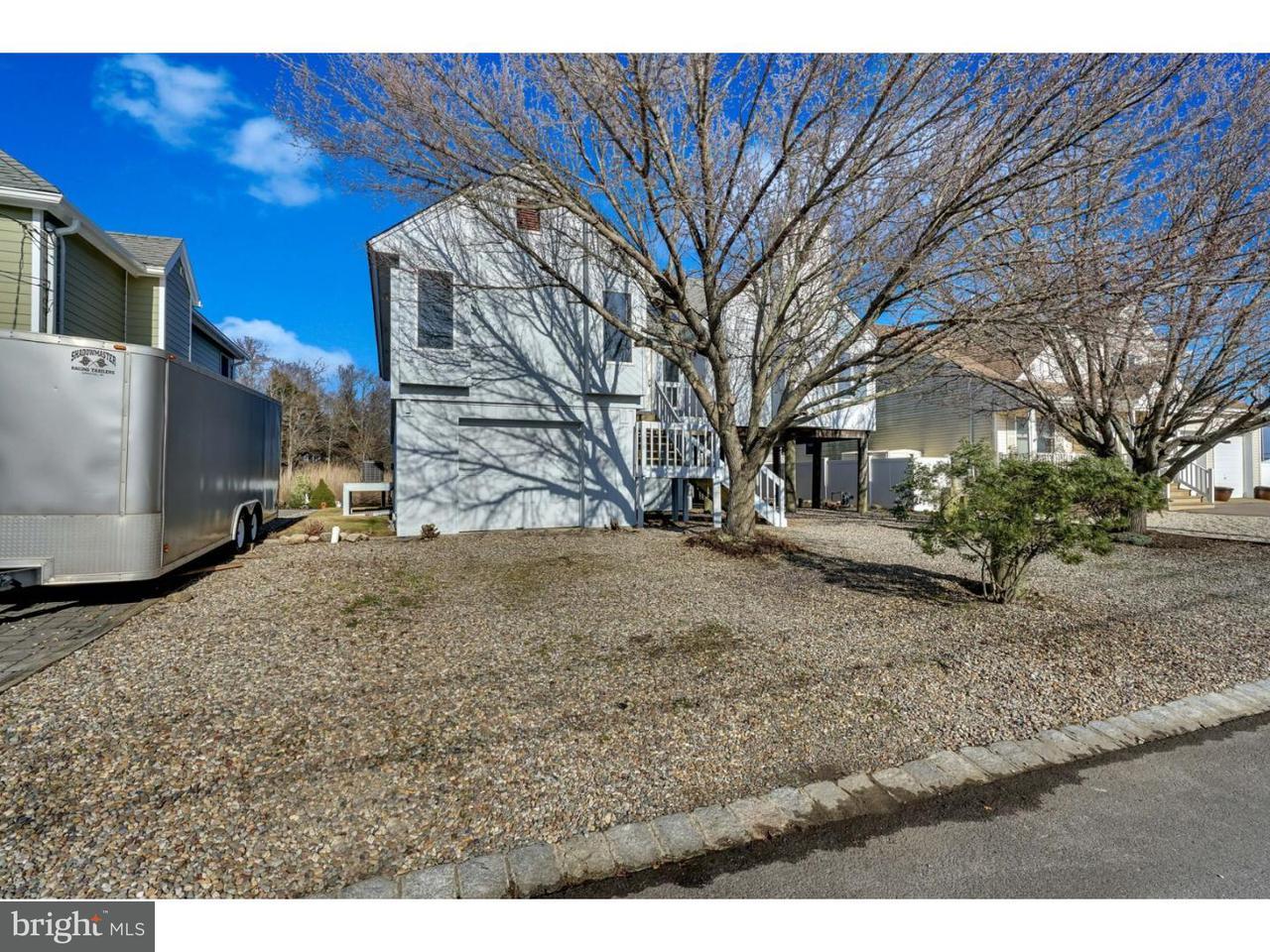 Maison unifamiliale pour l Vente à 4 CREEKVIEW Road Barnegat, New Jersey 08005 États-Unis