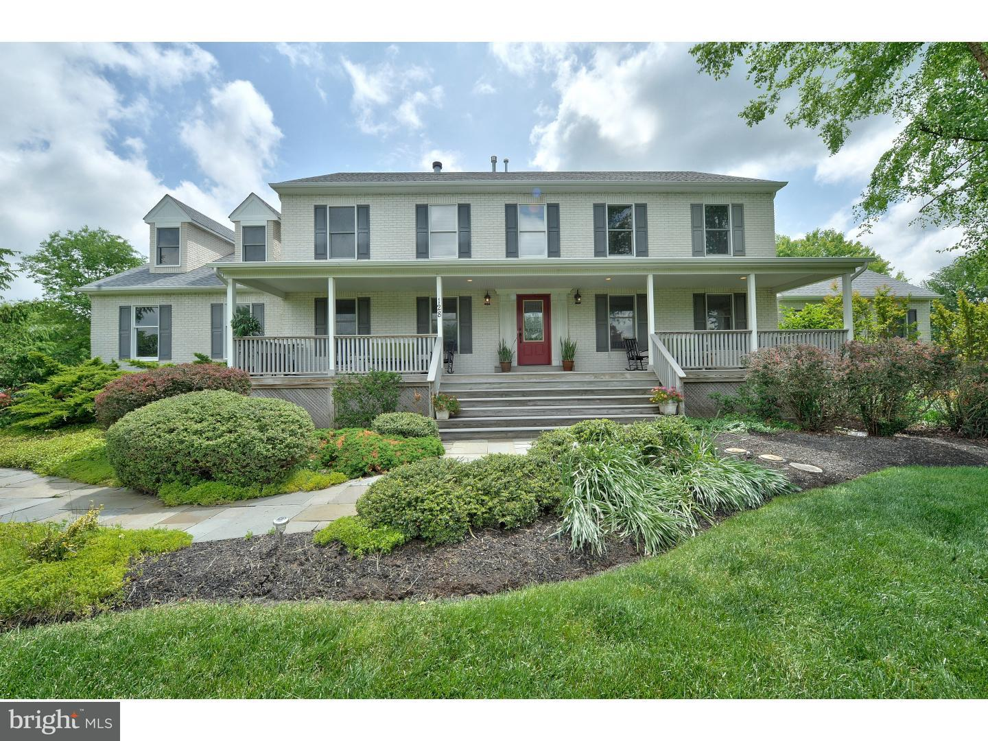 Single Family Home for Sale at 128 PADDOCK Drive Columbus, New Jersey 08022 United States