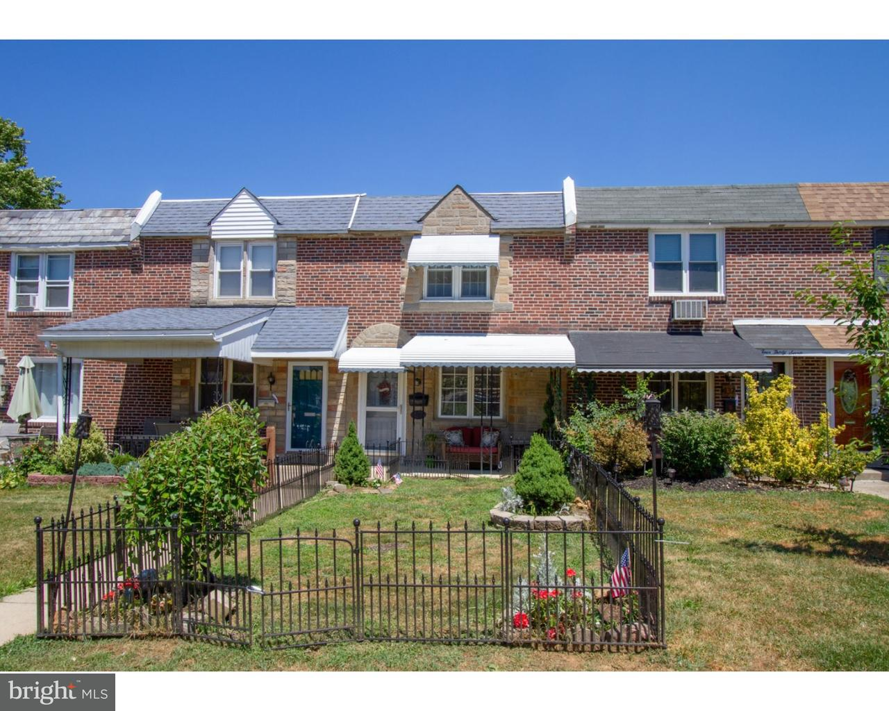 Single Family Home for Sale at 439 SEVEN OAKS Drive Clifton Heights, Pennsylvania 19018 United States