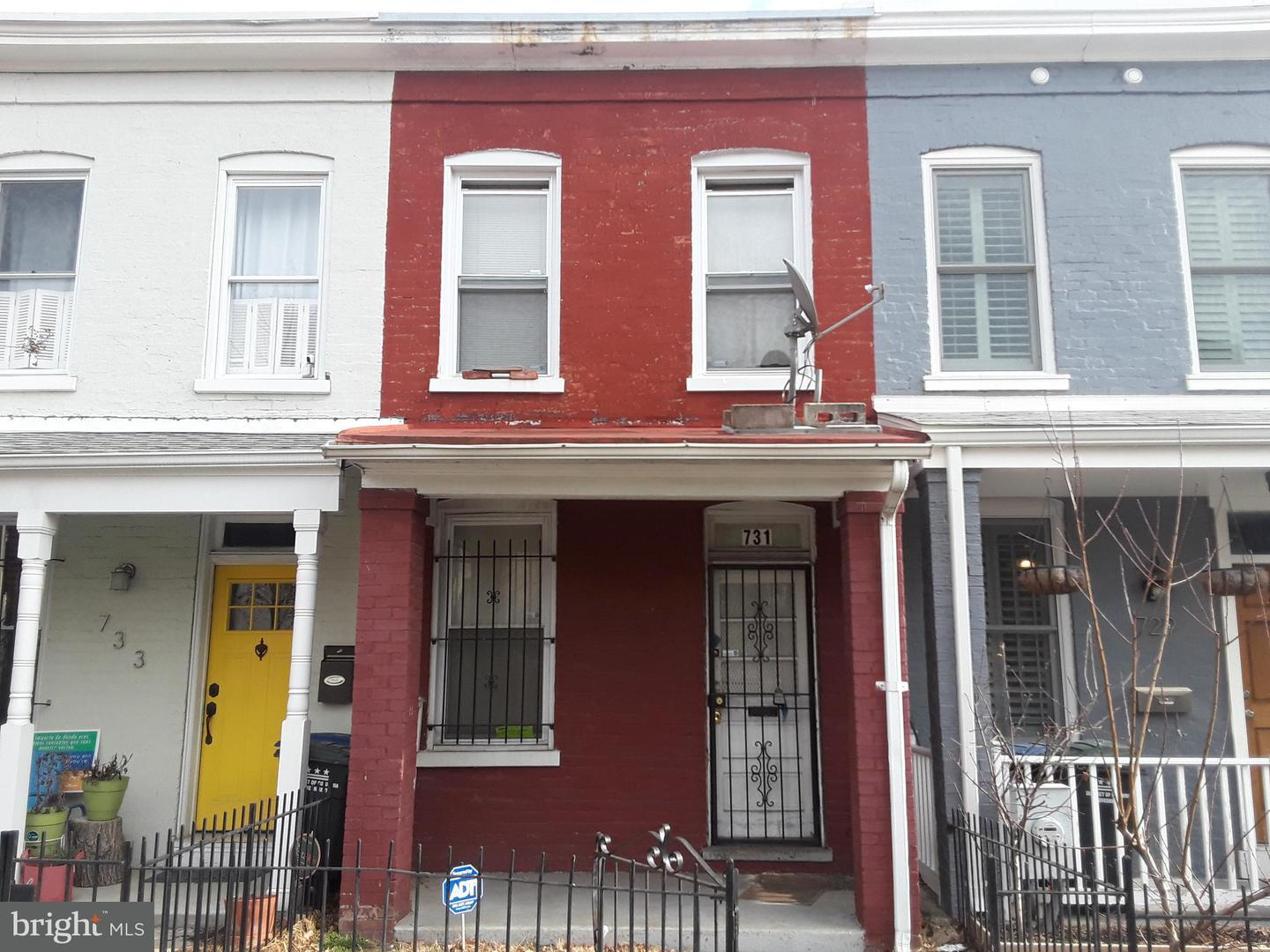 Single Family for Sale at 731 18th St NE Washington, District Of Columbia 20002 United States