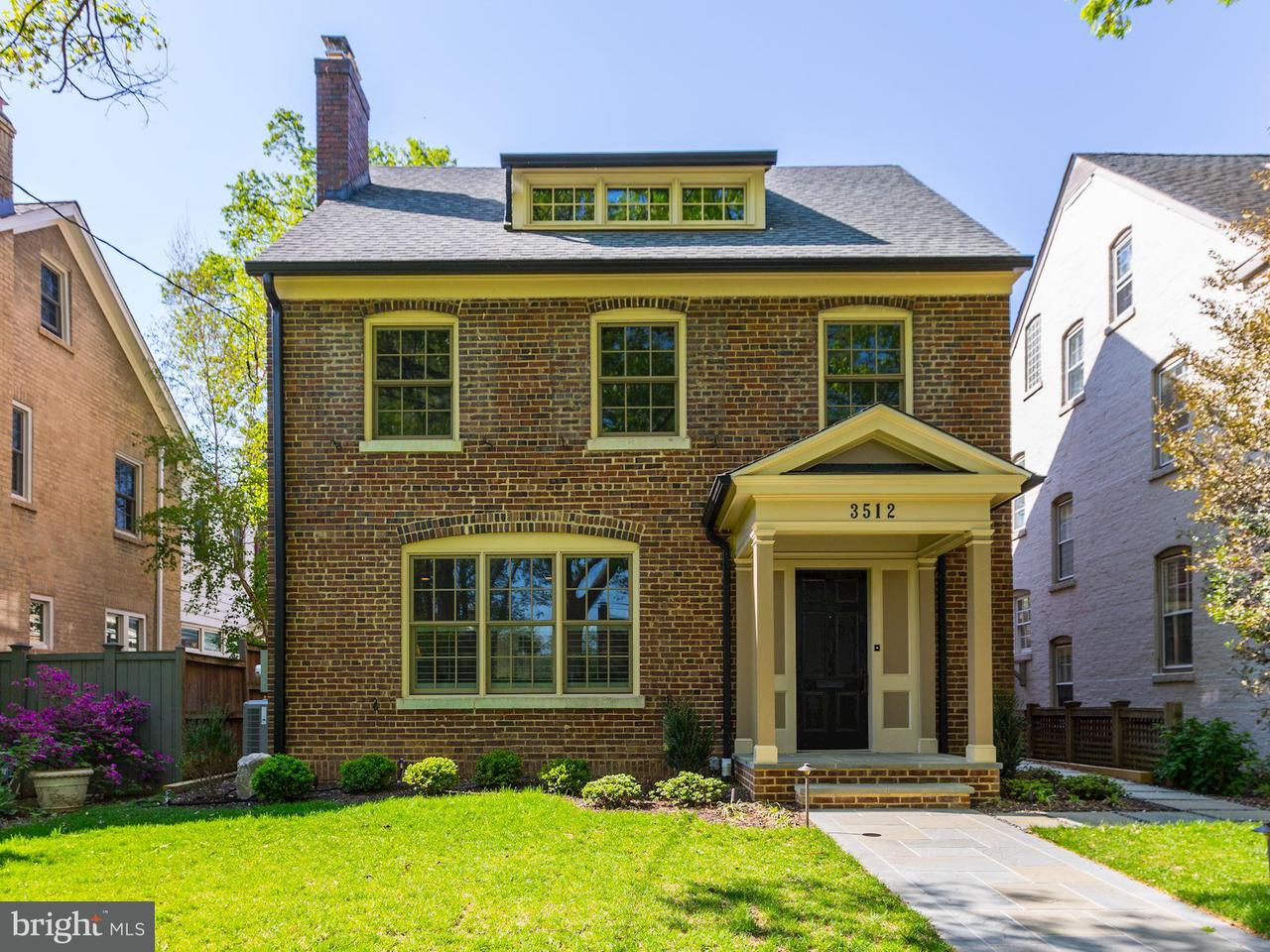 Other Residential for Rent at 3512 Rodman St NW Washington, District Of Columbia 20008 United States