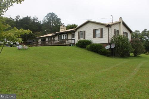 Single Family for Sale at 1 Sideling Mtn Sd Slanesville, West Virginia 25444 United States