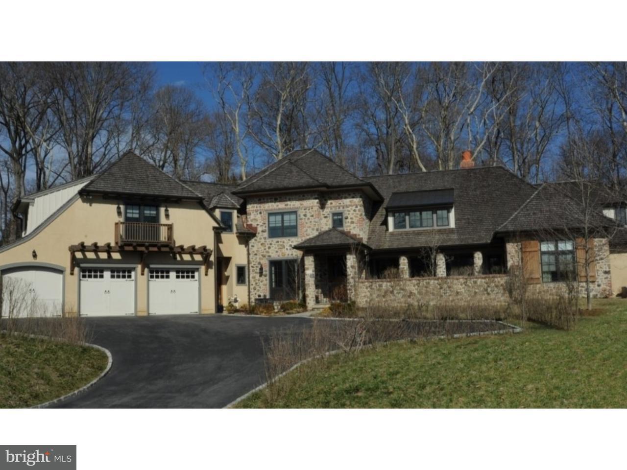 独户住宅 为 销售 在 109 DOVECOTE Lane 维拉诺瓦, 宾夕法尼亚州 19085 美国