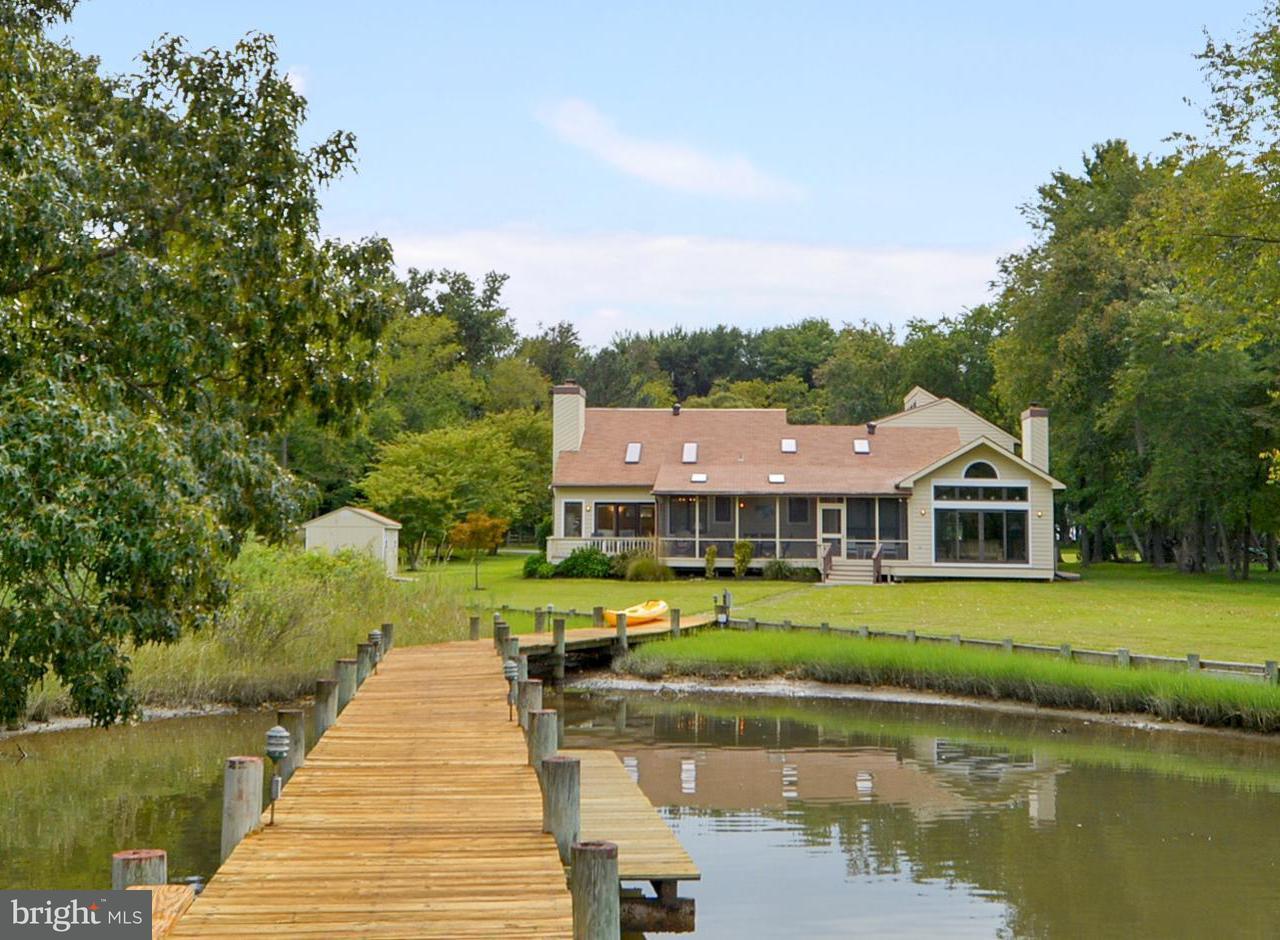 Einfamilienhaus für Verkauf beim 218 Piney Point Lndg 218 Piney Point Lndg Grasonville, Maryland 21638 Vereinigte Staaten