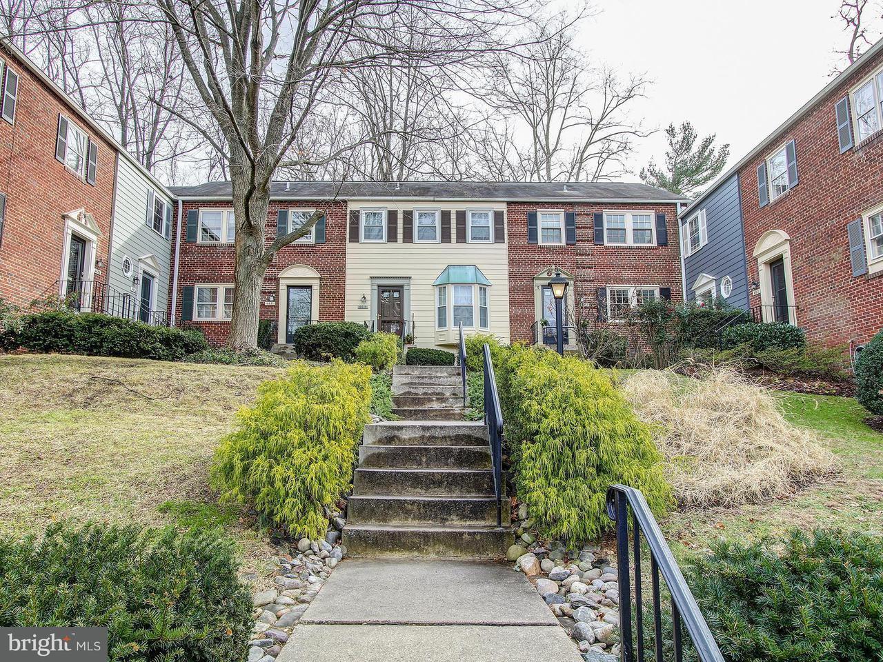 Townhouse for Sale at 6613 Hillandale Rd #92 6613 Hillandale Rd #92 Chevy Chase, Maryland 20815 United States