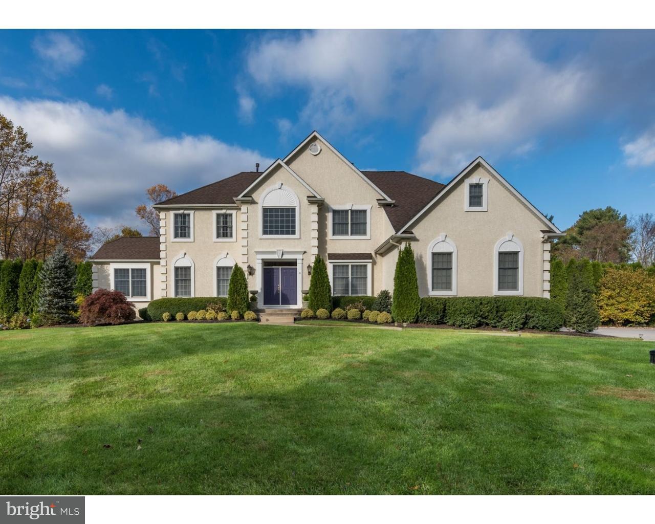 Maison unifamiliale pour l Vente à 3 WOODVIEW Court Lumberton, New Jersey 08048 États-Unis