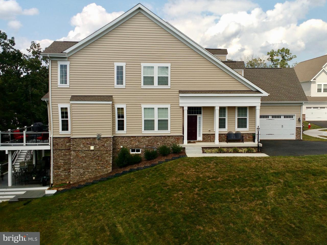 Single Family for Sale at 42568 Autumn Glory Ter Broadlands, Virginia 20148 United States