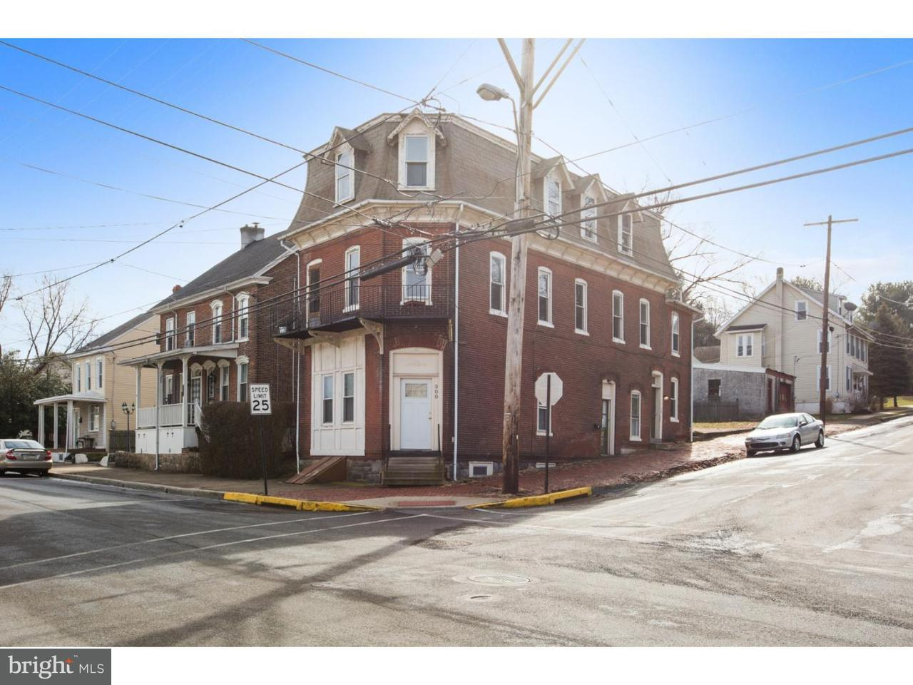 Single Family Home for Rent at 300 S MAIN Street Spring City, Pennsylvania 19475 United States