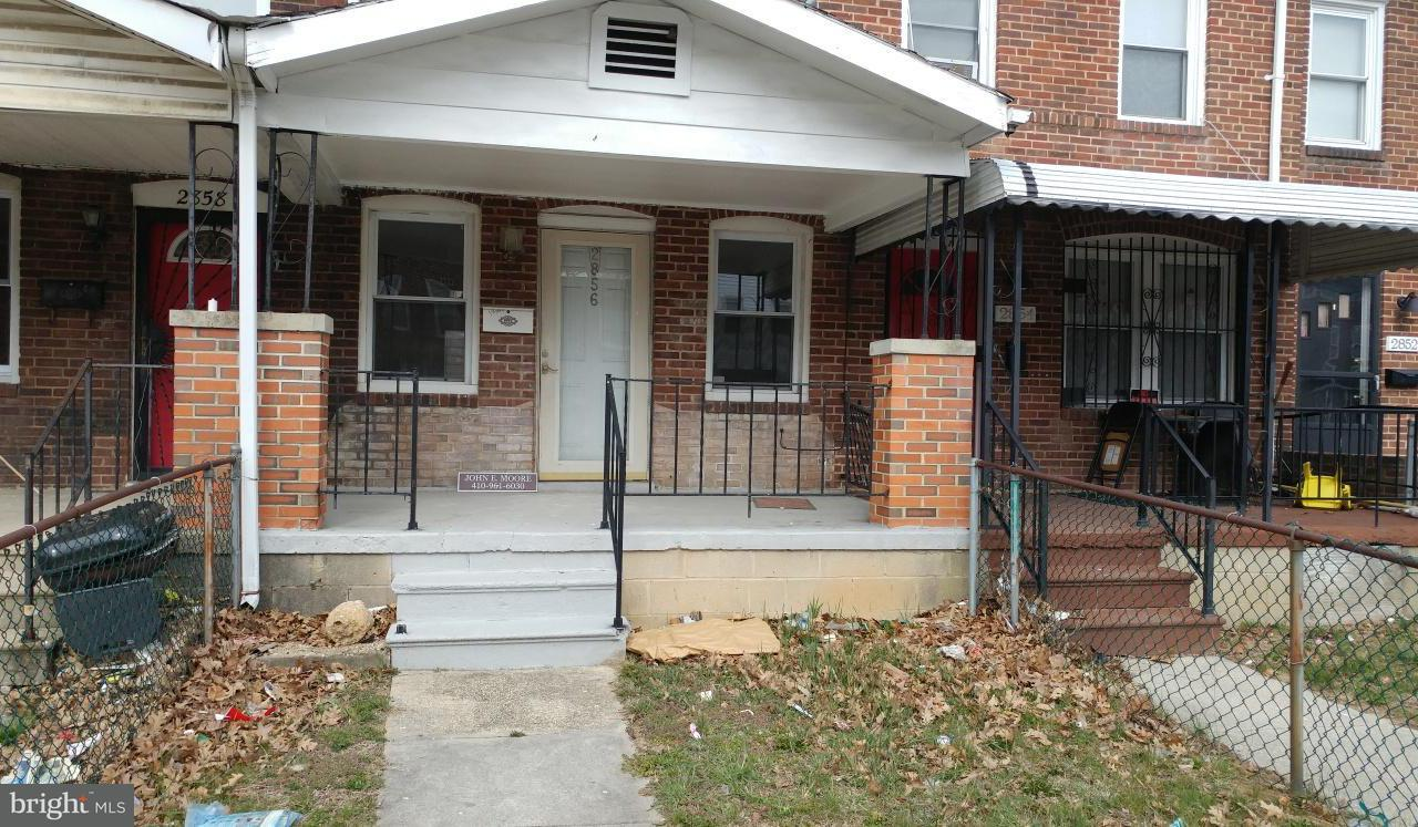 Single Family for Sale at 2856 Bookert Dr Baltimore, Maryland 21225 United States