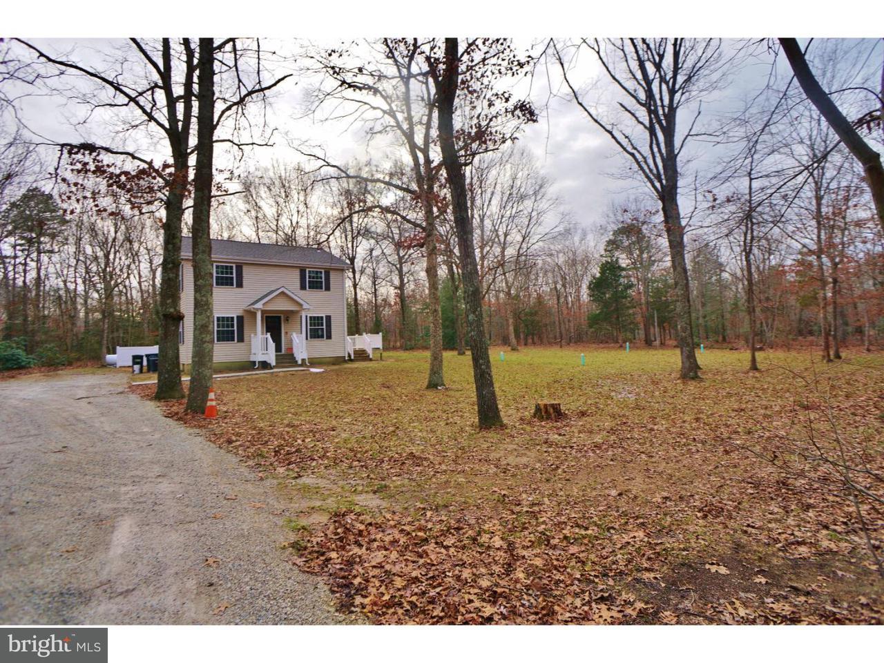Maison unifamiliale pour l Vente à 1415 JESSE BRIDGE Road Pittsgrove, New Jersey 08318 États-Unis