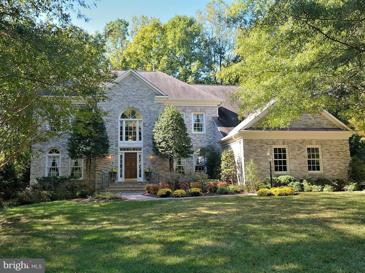 Casa Unifamiliar por un Venta en 9805 Portside Drive 9805 Portside Drive Burke, Virginia 22015 Estados Unidos