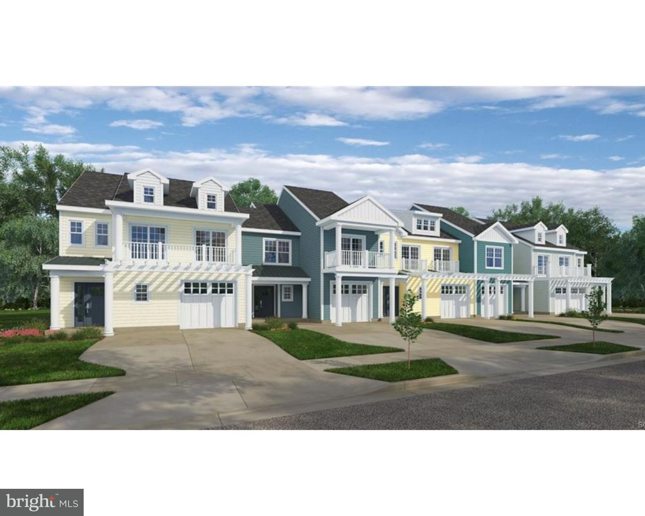 Maison unifamiliale pour l Vente à 36211 GLENVEAGH RD #UNIT 2 Selbyville, Delaware 19975 États-Unis