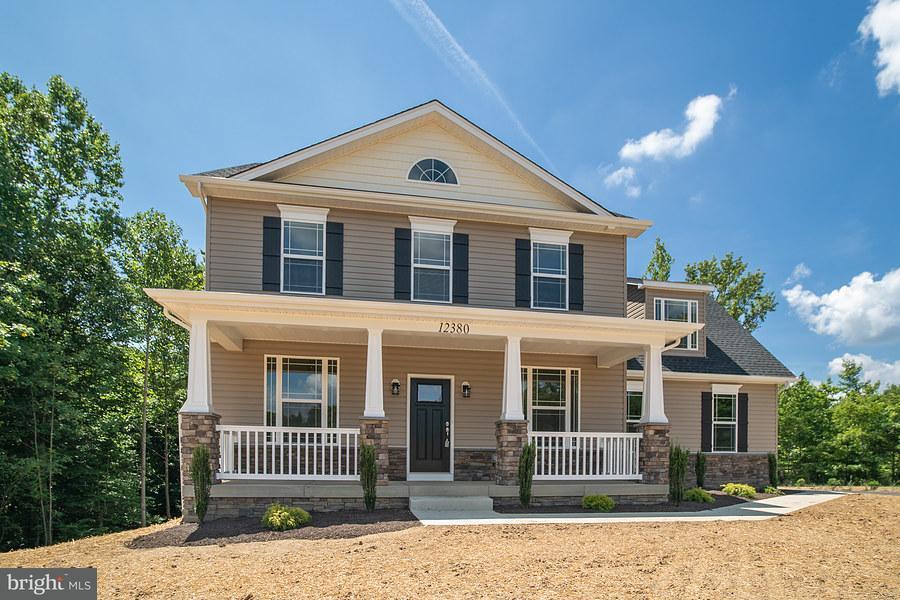 獨棟家庭住宅 為 出售 在 12380 Grosstown Road 12380 Grosstown Road Hughesville, 馬里蘭州 20637 美國