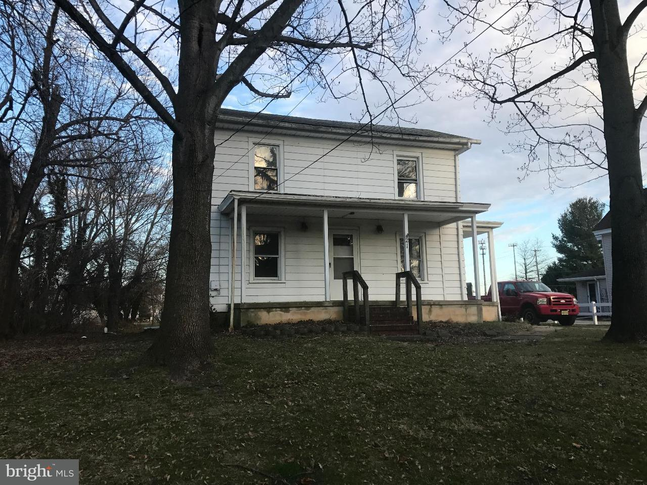 独户住宅 为 销售 在 21 SOUTH Avenue Shiloh, 新泽西州 08353 美国