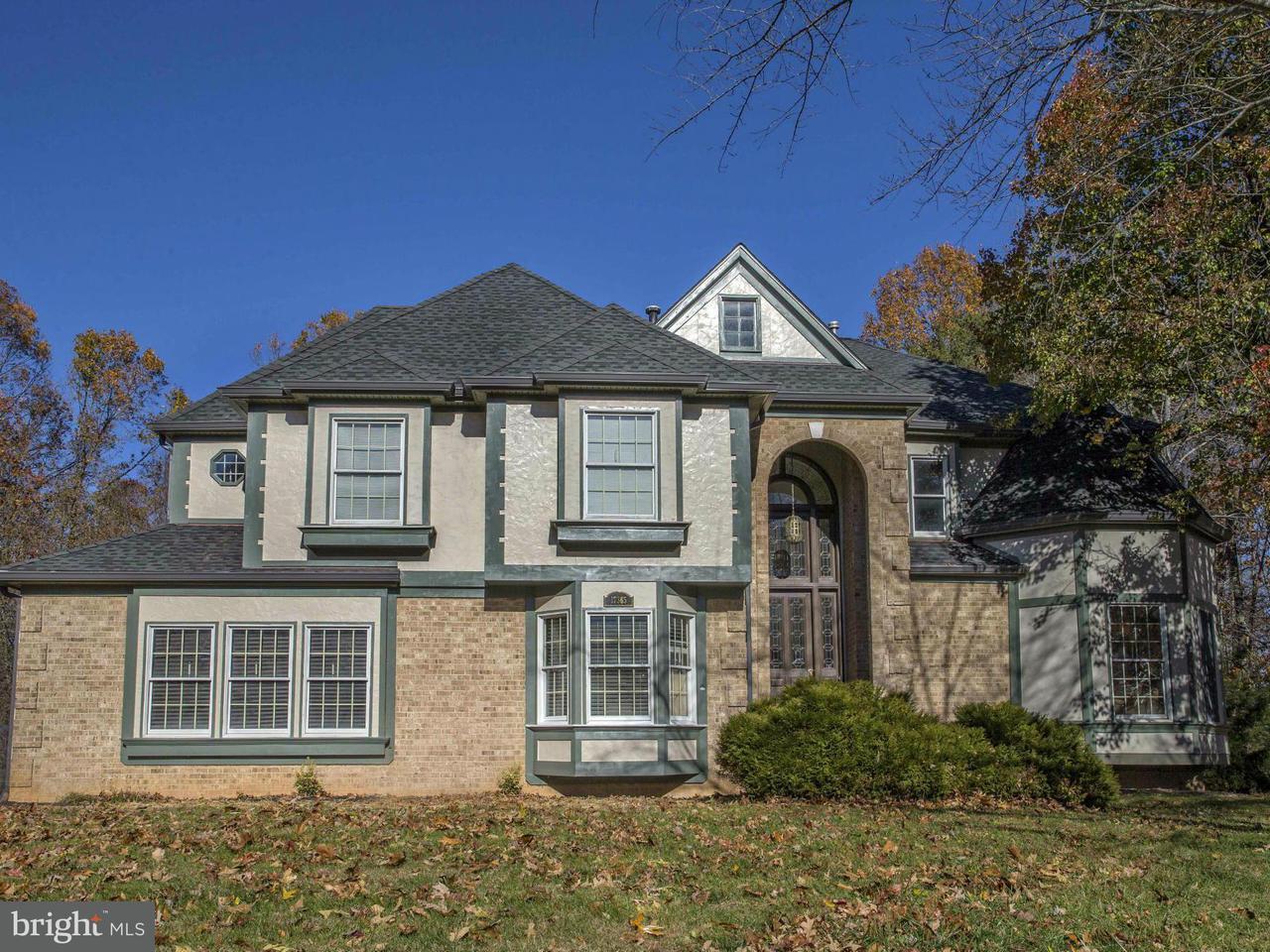 Single Family Home for Sale at 17365 Berkshire Drive 17365 Berkshire Drive Jeffersonton, Virginia 22724 United States