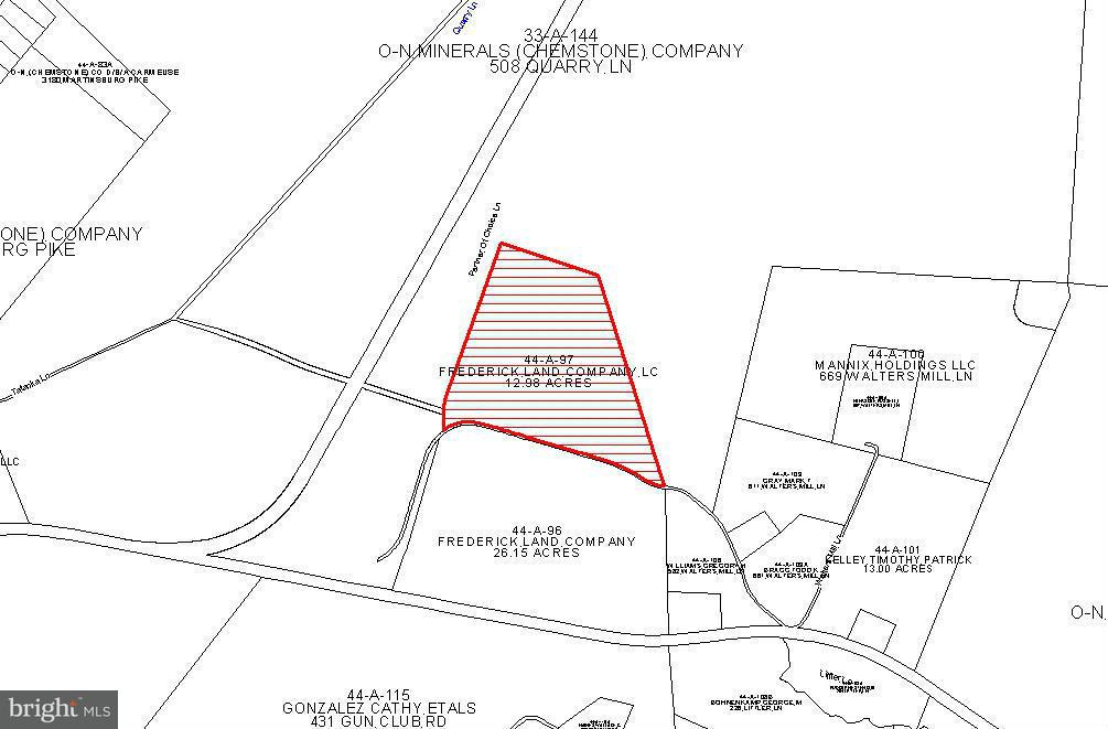 Land for Sale at 0 Walter Mills Ln Stephenson, Virginia 22656 United States