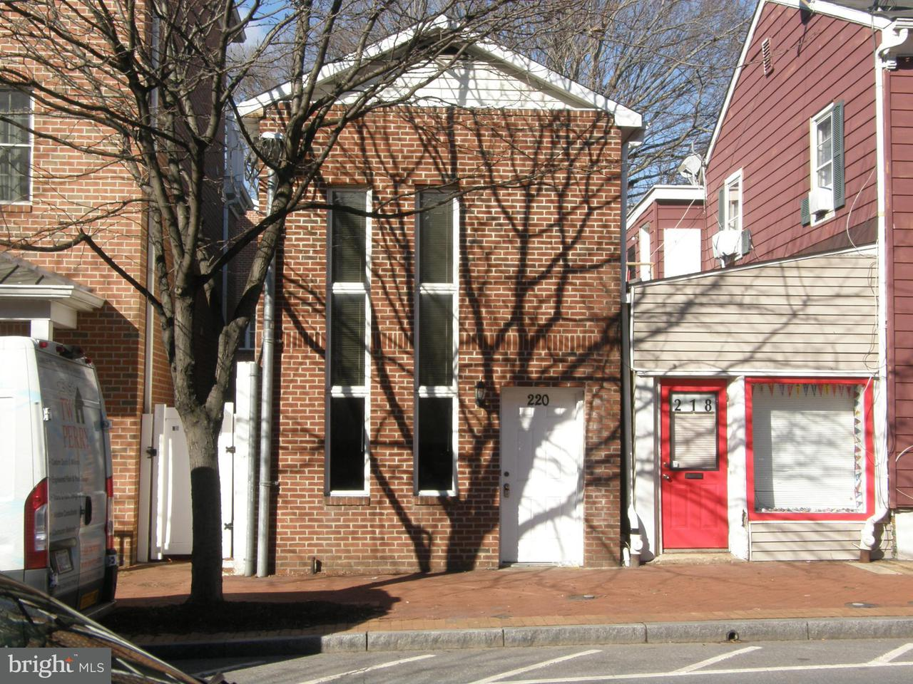 Building For Sale On West Street Annapolis