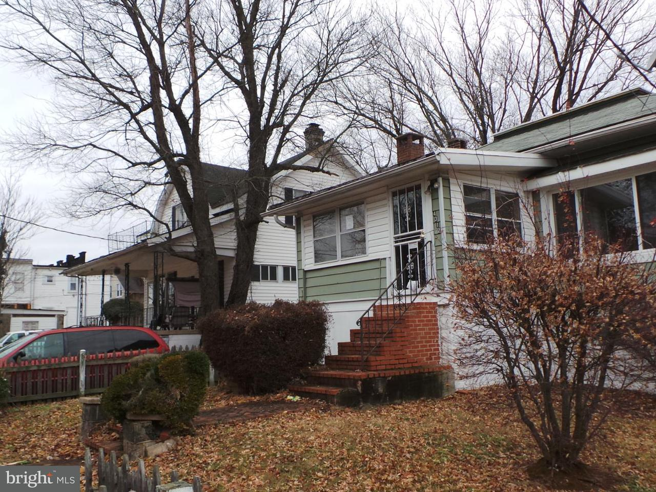 Single Family for Sale at 4312 Rokeby Rd Baltimore, Maryland 21229 United States