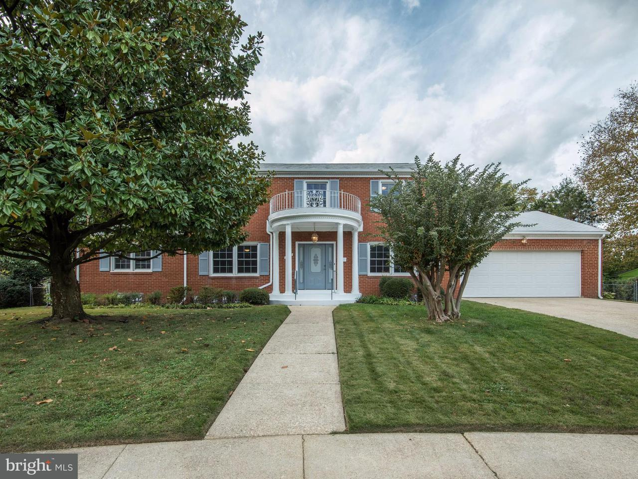 Single Family Home for Sale at 1304 Juliana Place 1304 Juliana Place Alexandria, Virginia 22304 United States