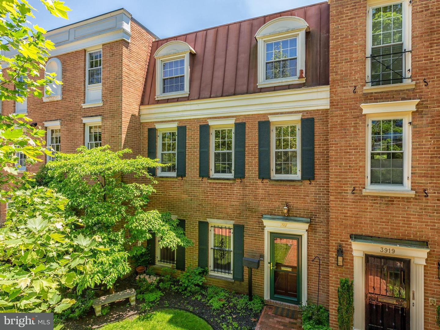 Single Family for Sale at 3917 Watson Pl NW Washington, District Of Columbia 20016 United States