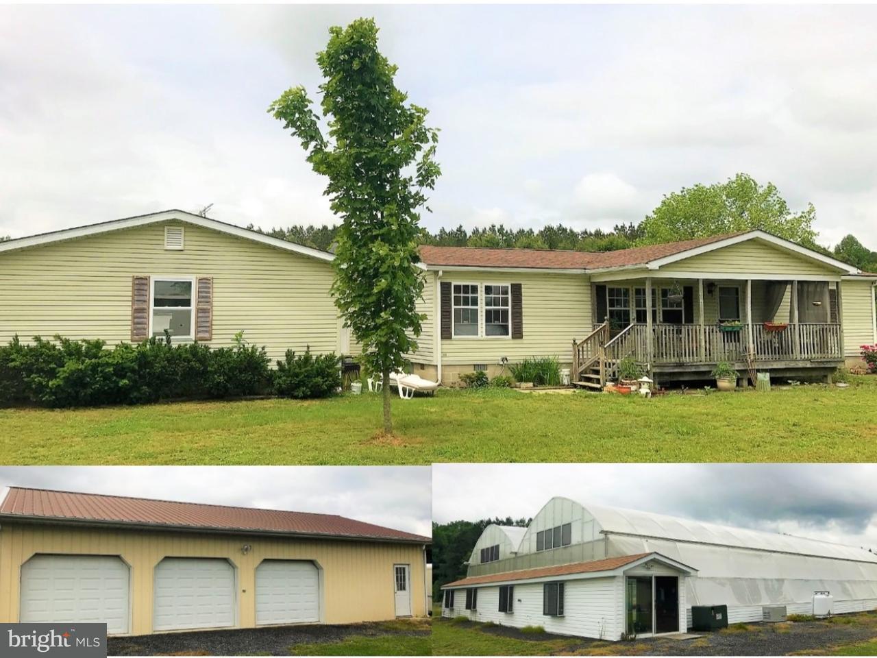 獨棟家庭住宅 為 出售 在 12962 OAK Road Bridgeville, 特拉華州 19950 美國