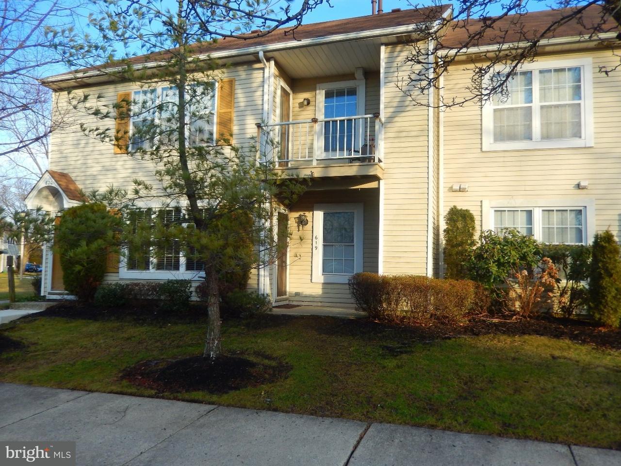 Maison unifamiliale pour l à louer à 619 YORKSHIRE Court Sewell, New Jersey 08080 États-Unis