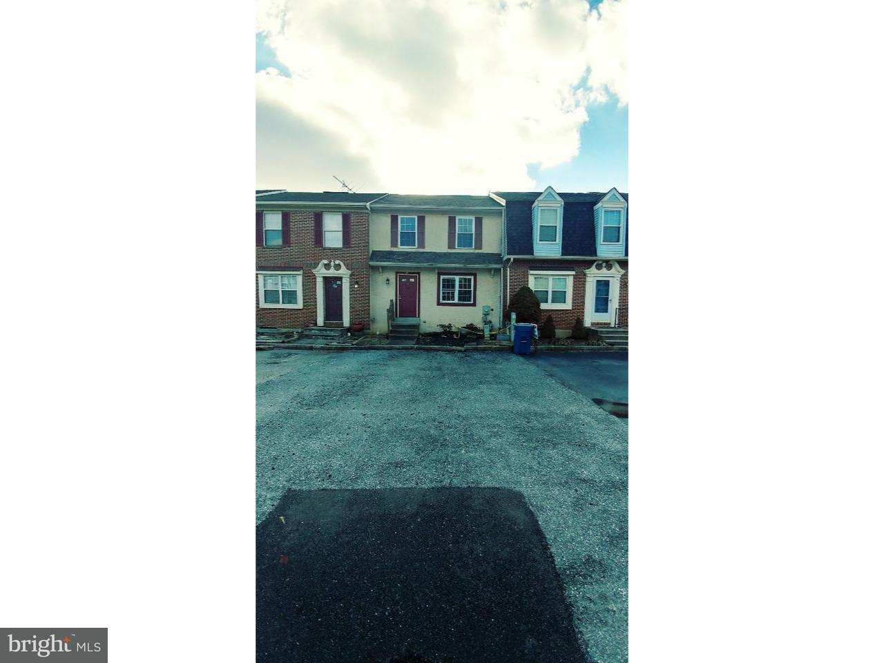 Maison accolée pour l à louer à 1142 OLD FORGE Road New Castle, Delaware 19720 États-Unis