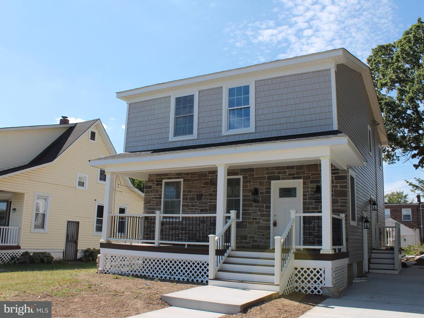 Other Residential for Rent at 3515 Kenyon Ave Baltimore, Maryland 21213 United States