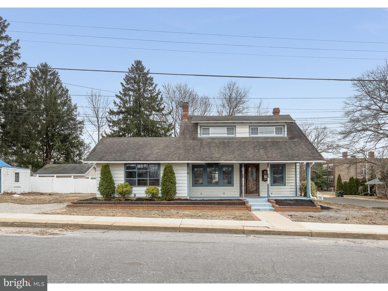 Maison unifamiliale pour l à louer à 300 LINCOLN Avenue Pitman, New Jersey 08071 États-Unis