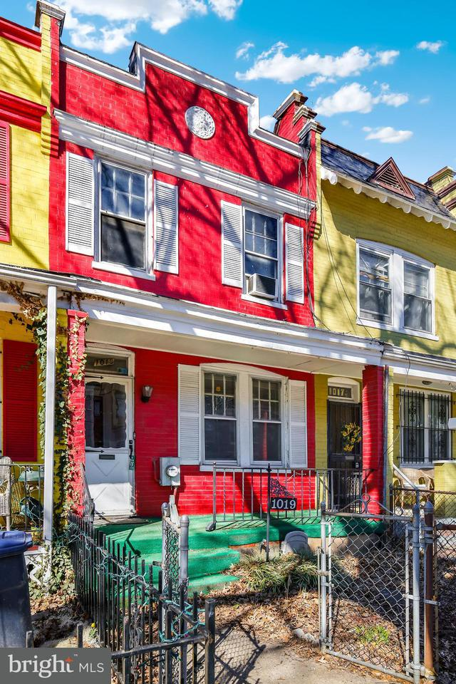 Single Family for Sale at 1019 Kenyon St NW Washington, District Of Columbia 20010 United States