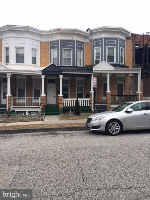 Other Residential for Rent at 3029 Walbrook Ave Baltimore, Maryland 21216 United States