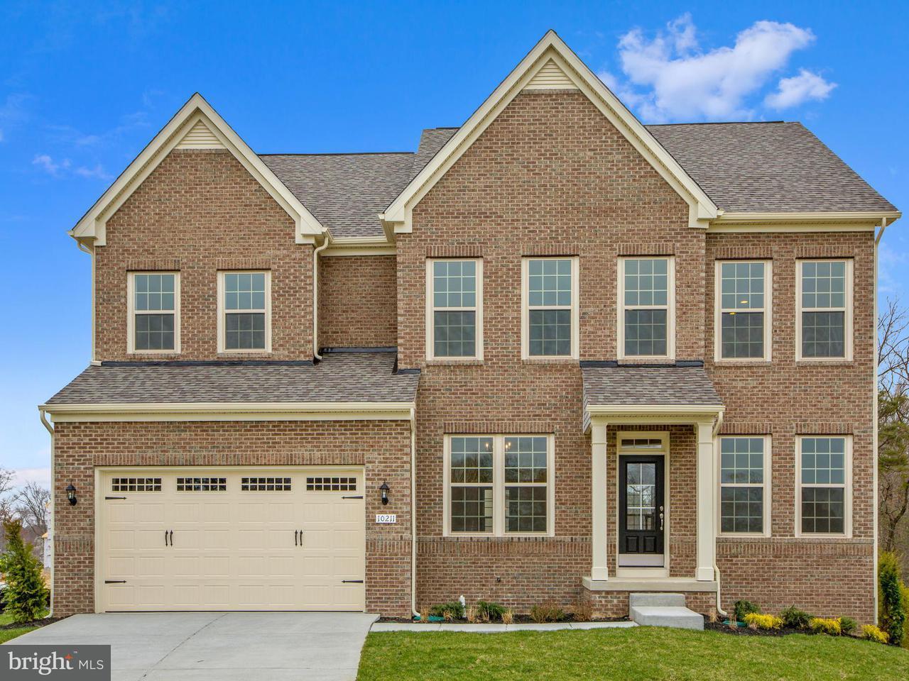 Частный односемейный дом для того Продажа на 10211 Galaxy View Lane 10211 Galaxy View Lane Lanham, Мэриленд 20706 Соединенные Штаты