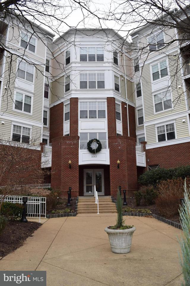Condominium for Sale at 1645 International Dr #309 McLean, Virginia 22102 United States