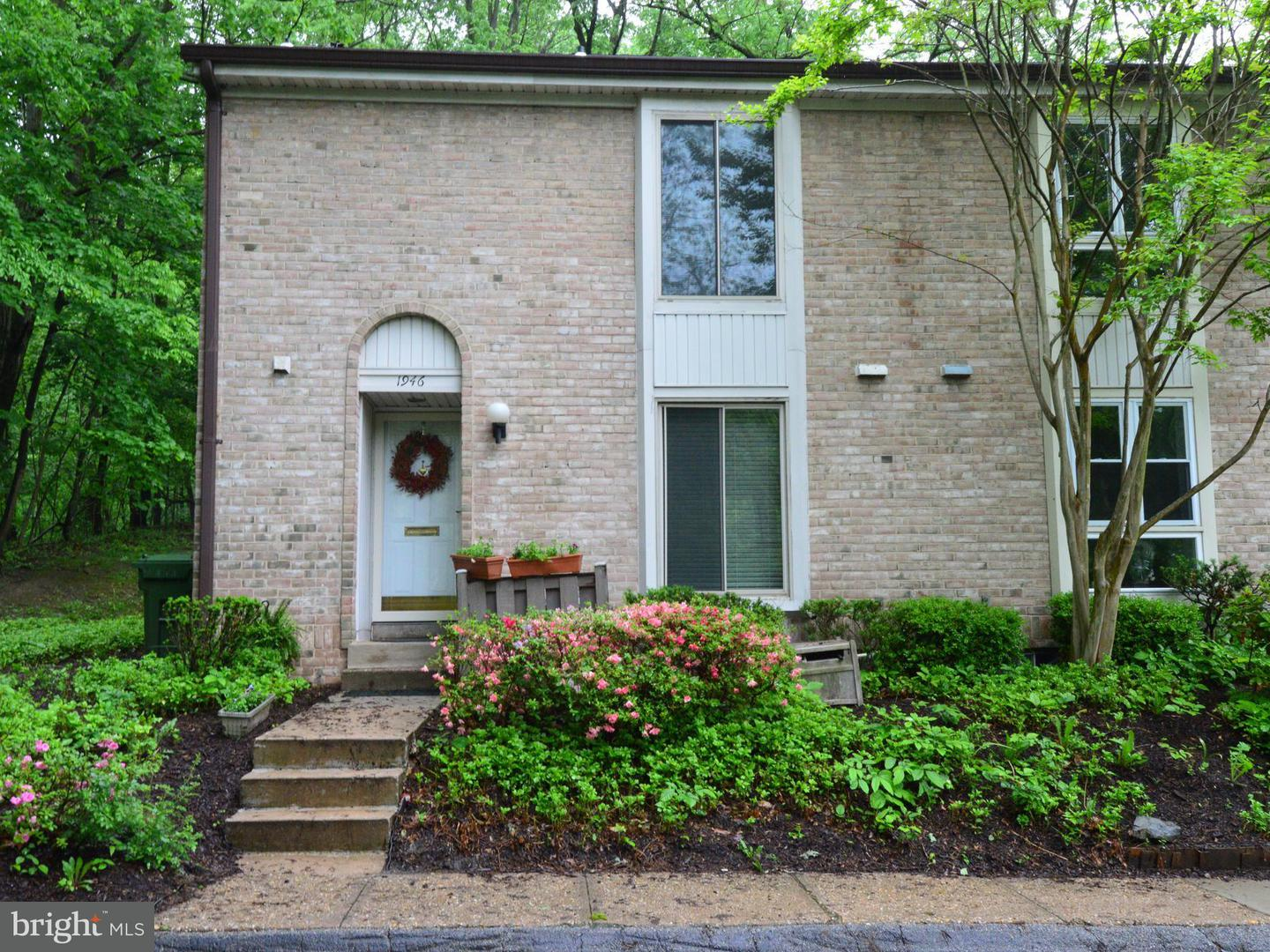 Single Family for Sale at 1946 Greenhaven Dr Baltimore, Maryland 21209 United States