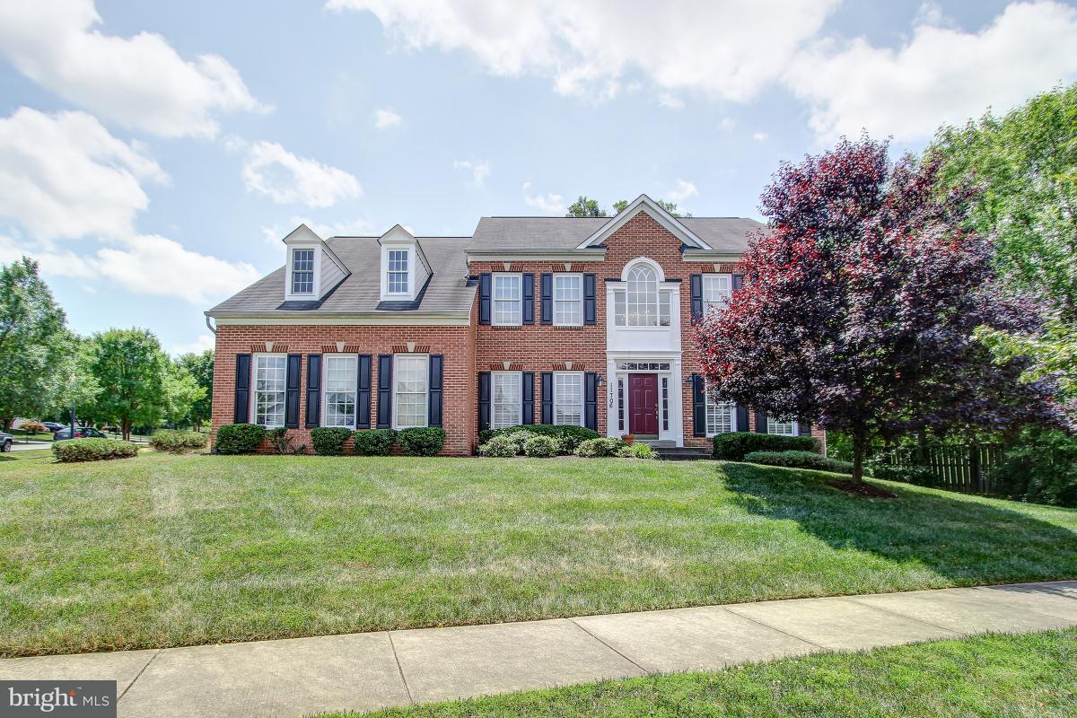 Single Family Home for Sale at 11706 Sherbrooke Woods Lane 11706 Sherbrooke Woods Lane Silver Spring, Maryland 20904 United States