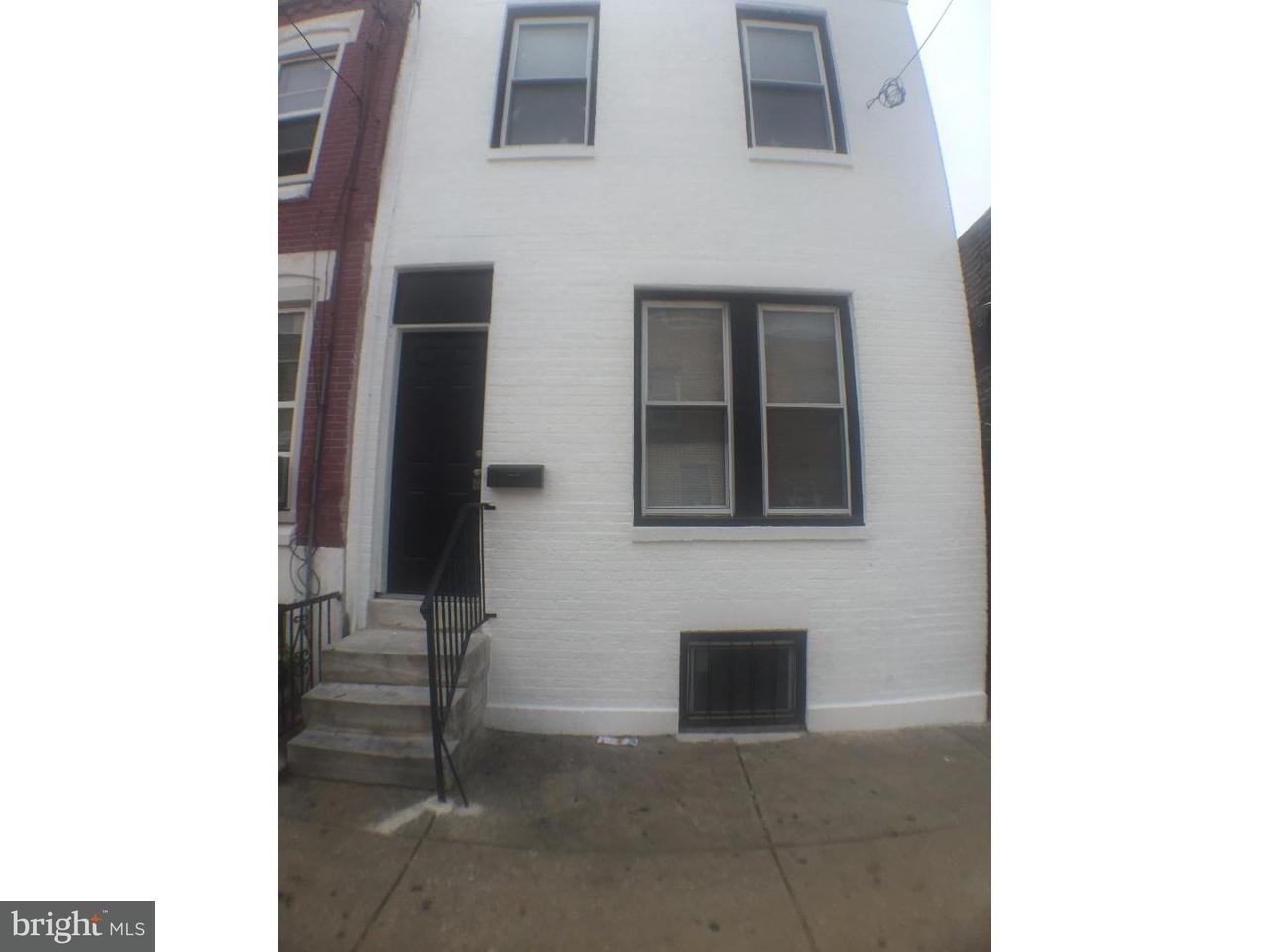 2058 MOUNTAIN Street  Philadelphia, Pennsylvania 19145 United States