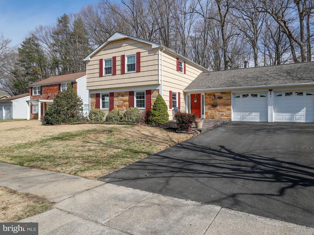 Single Family Home for Sale at 1710 Tipton Drive 1710 Tipton Drive Crofton, Maryland 21114 United States