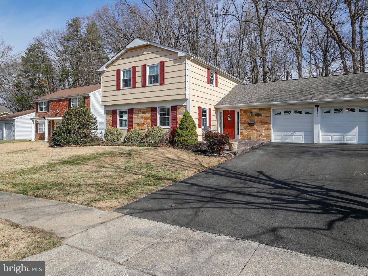 Eensgezinswoning voor Verkoop een t 1710 Tipton Drive 1710 Tipton Drive Crofton, Maryland 21114 Verenigde Staten