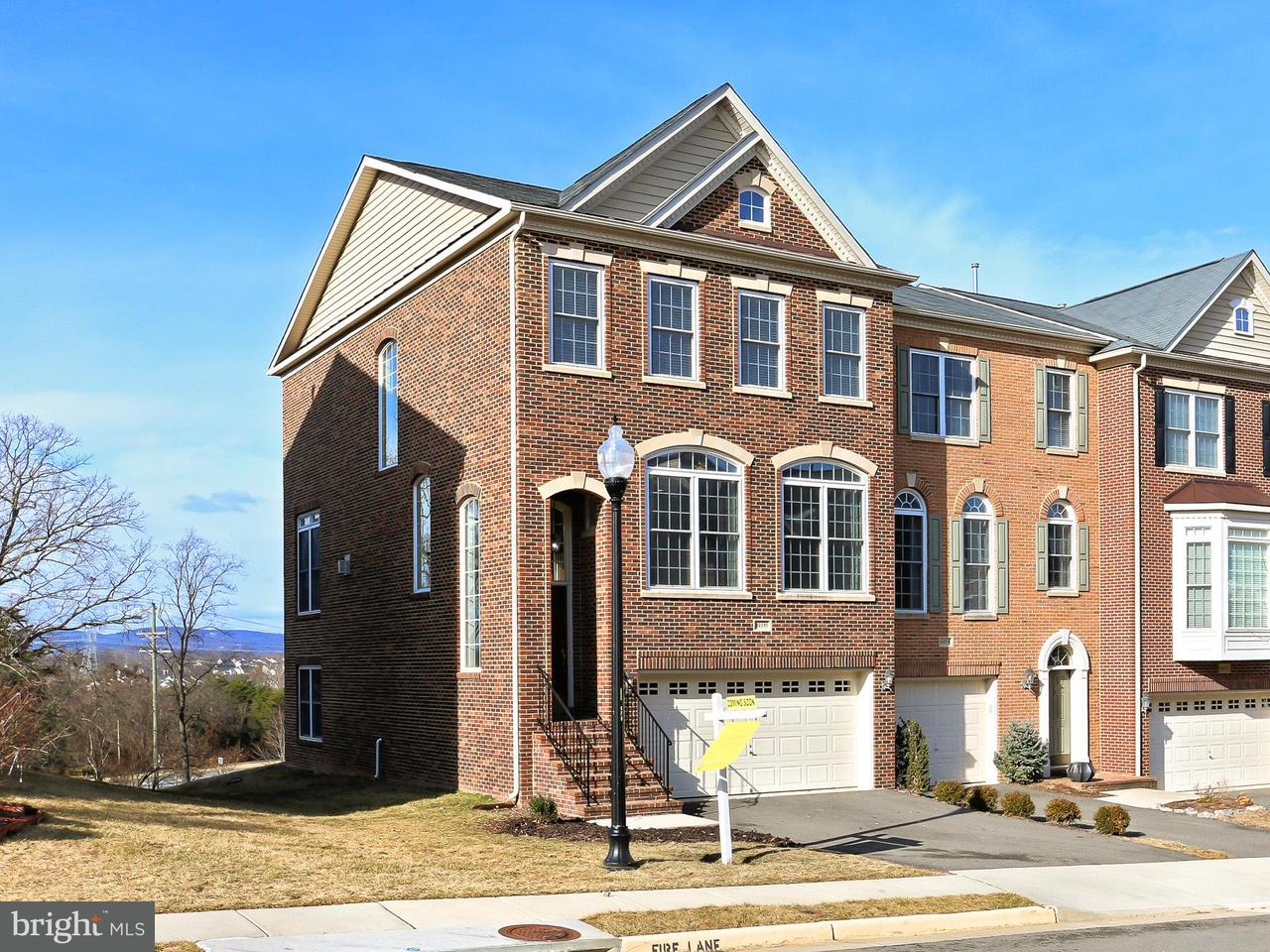 Townhouse for Sale at 42081 Byrnes View Ter 42081 Byrnes View Ter Aldie, Virginia 20105 United States