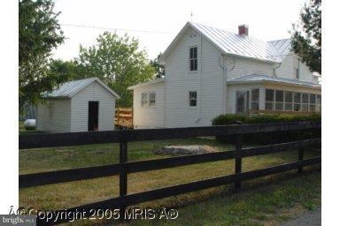Land for Sale at 599 Kibler Rd N Quicksburg, Virginia 22847 United States